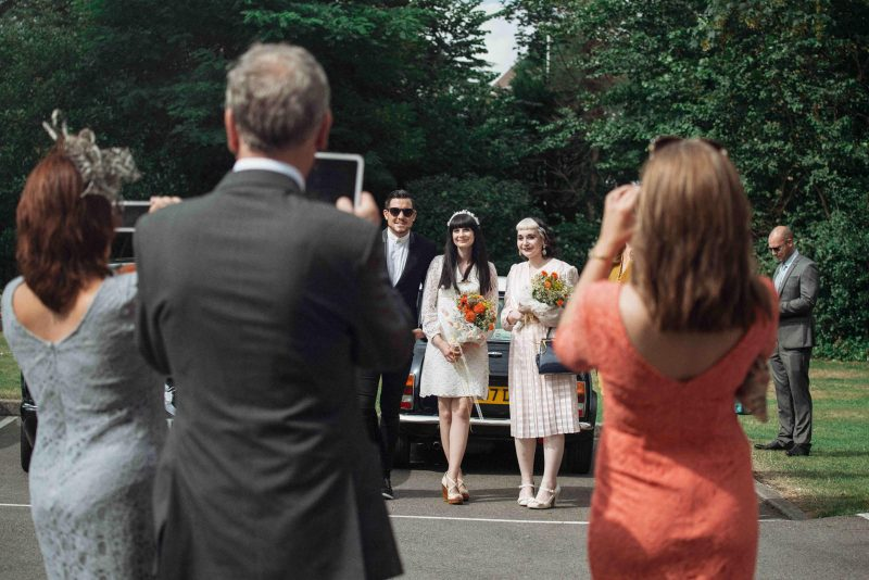 Why I had an Unplugged Wedding